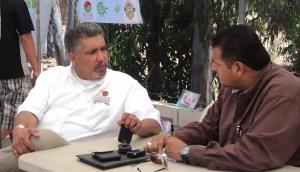 Entrevista con Profesor Armando Vale Director de Desarrollo Social del 20 Ayuntamiento de Tecate.